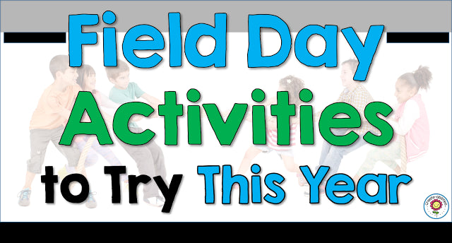 Field Day Ideas and Activities