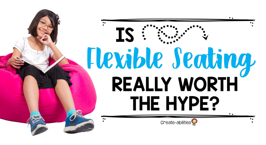 Flexible Seating Benefits