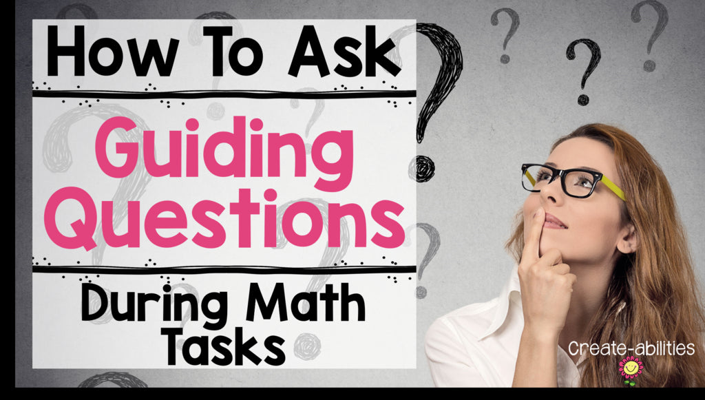 Guiding Questions for Math Tasks