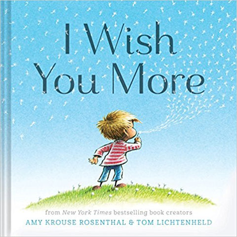 I Wish You More End of Year Picture Book