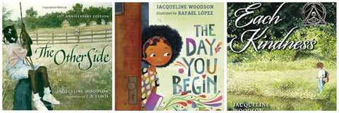 Jacqueline Woodson Books
