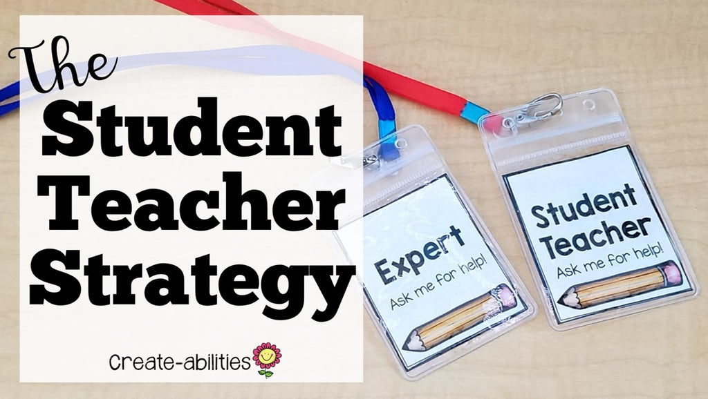 The Student Teacher Strategy