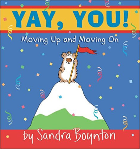 Yay You End of Year Picture Book