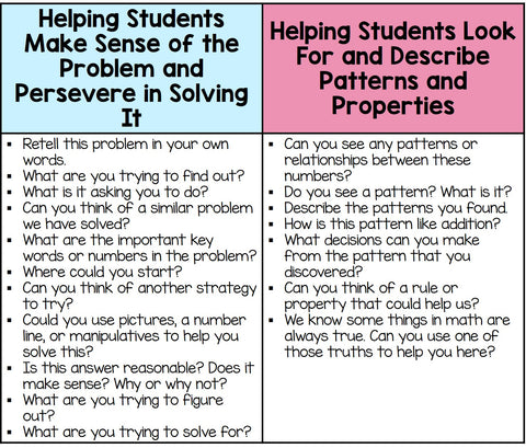 Math Tasks Guiding Questions 1