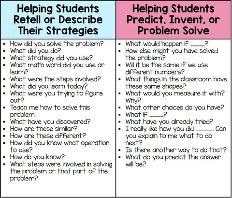 Math Tasks Guiding Questions 3