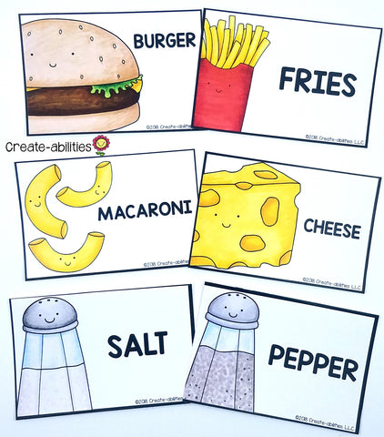 Food Pairs for Student Grouping