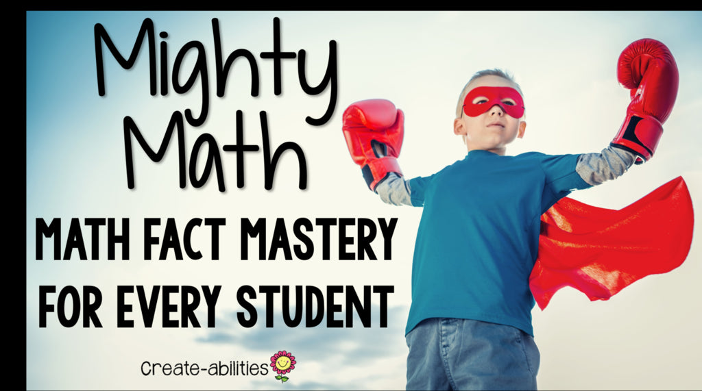 Math Fact Mastery for Every Student