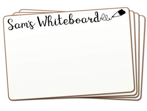 Personalized Whiteboard
