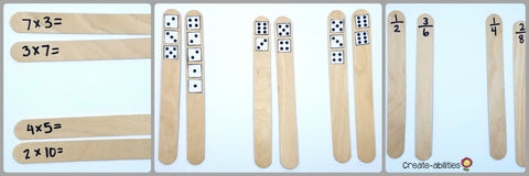 Popsicle sticks for student grouping