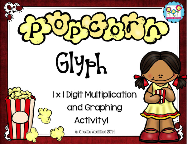 Multiplication Graphing FREEBIE