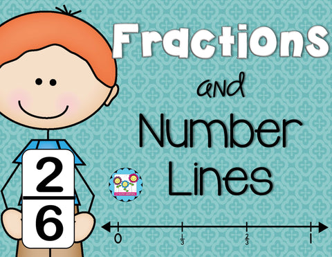 Fractions and Number Lines