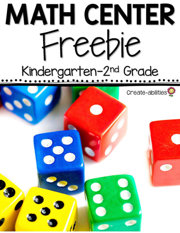 FREE Clear the Board Place Value Centers