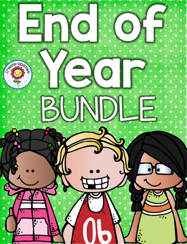 End of Year BUNDLE