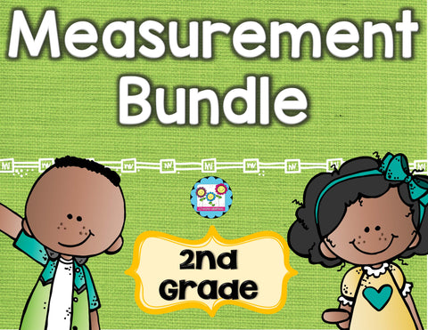 Measurement Bundle 2nd Grade