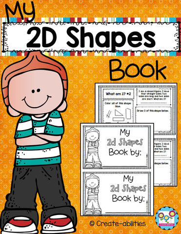 2D Shapes Book (Test)