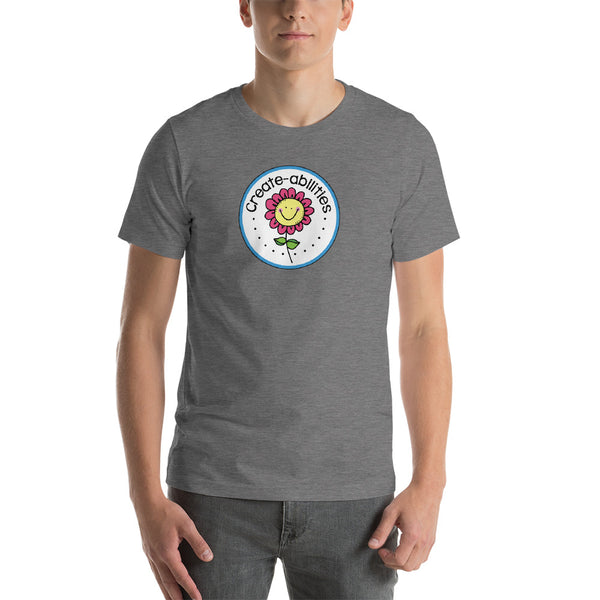 Create-abilities T-Shirt (Unisex Fit)