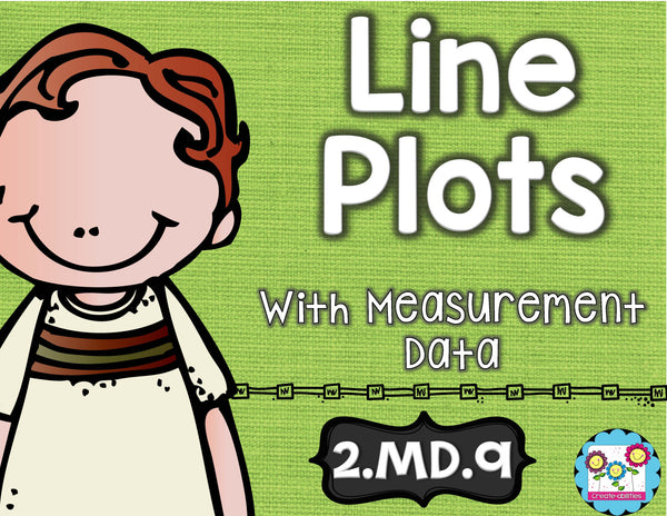 Line Plots Math Tasks and Exit Tickets