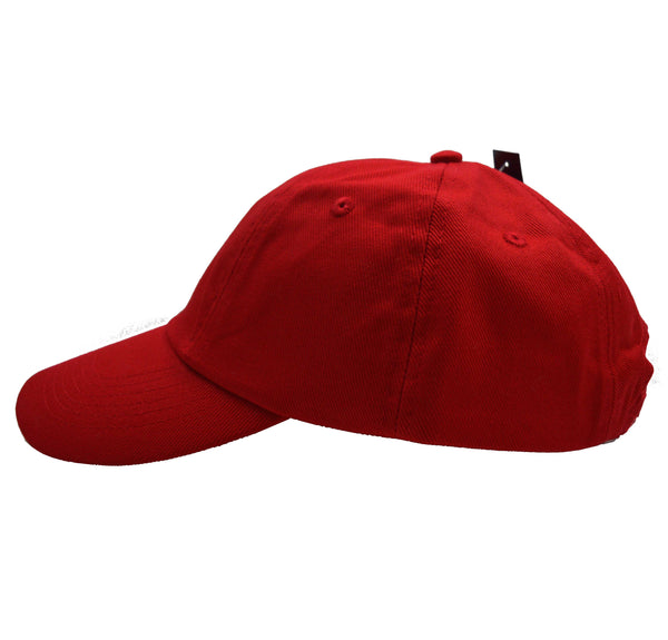 Embroidered Beechfield Low Profile Heavy Cotton Drill Cap