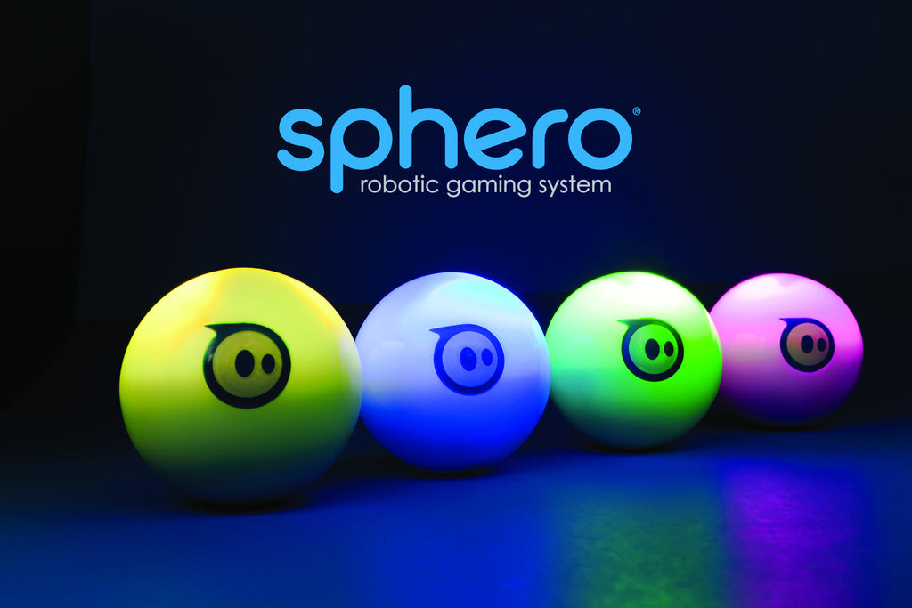 Sphero - put some SPRK into Education at Mac Choice Rockhampton