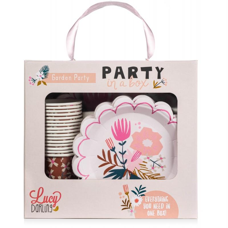 Garden Party - Party in a Box