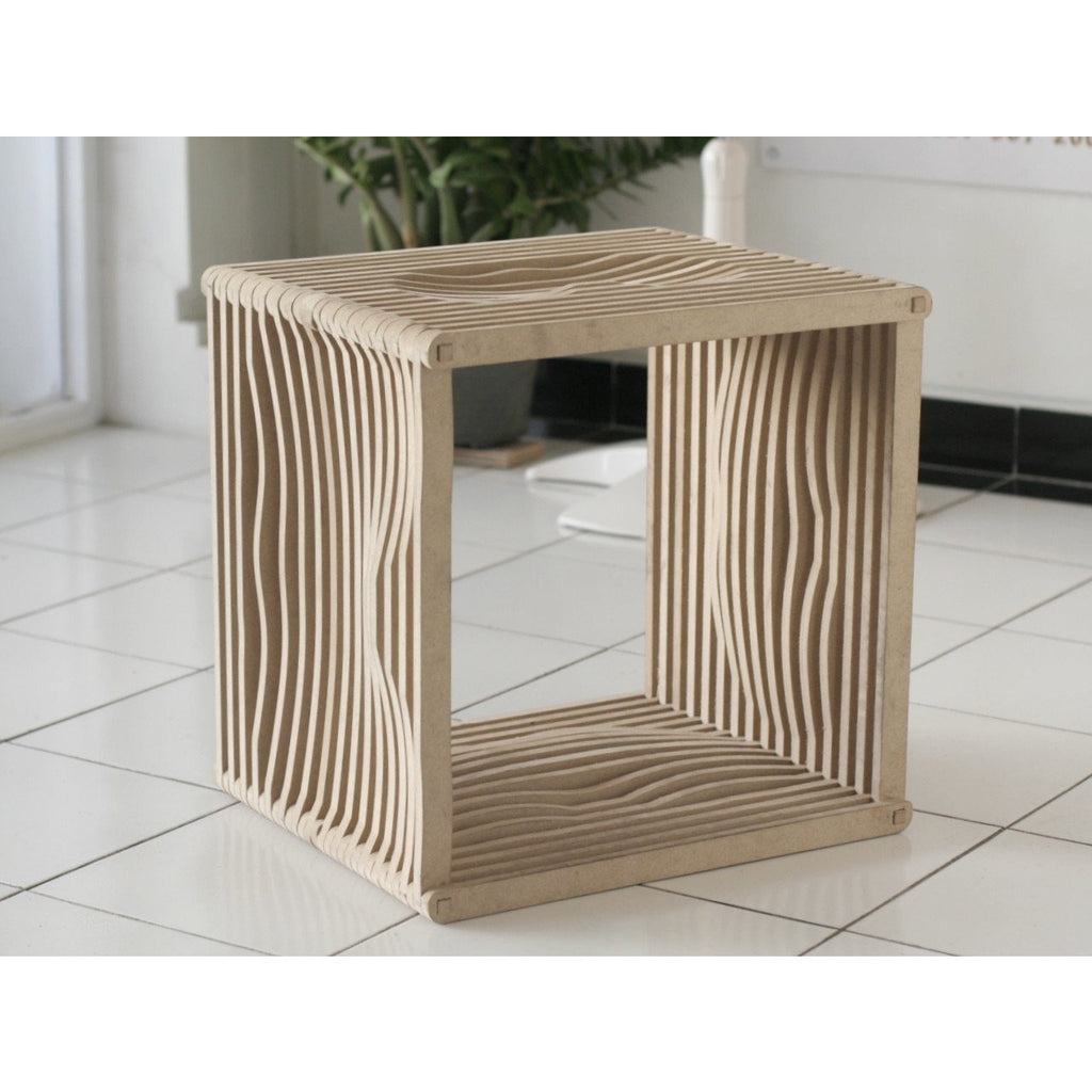 Four Sided Stool