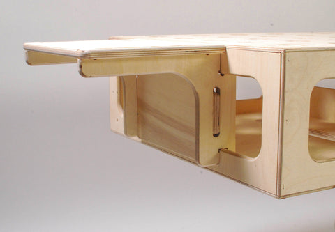 Side Shelf - MakerBench Accessory