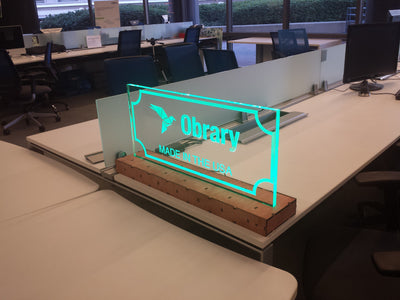 LED Edge Light Sign