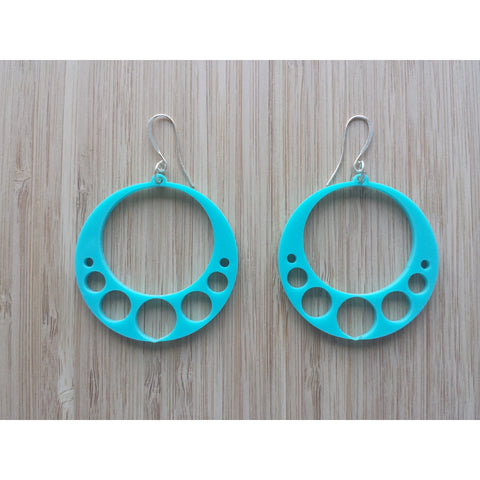 Earrings - Circles