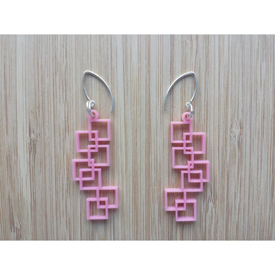Earrings - Squares