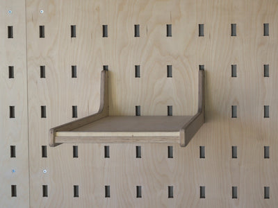 Bin Shelf - Slot Wall Accessory