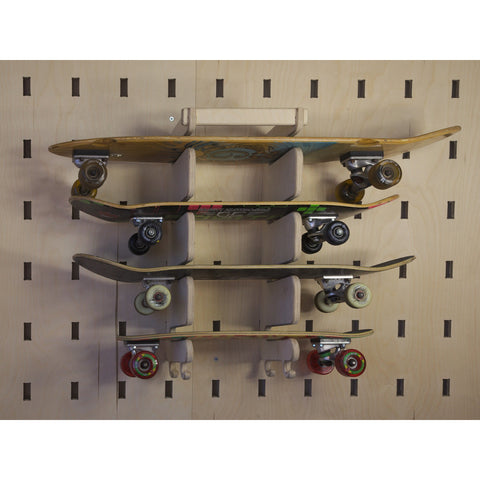 Soto Board Rack - Slot Wall Accessory