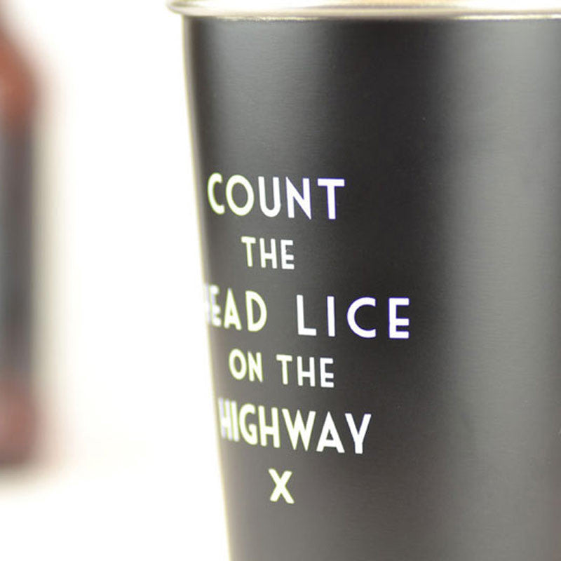 Mistaken Lyrics Tumbler, Count The Head Lice On The Highway