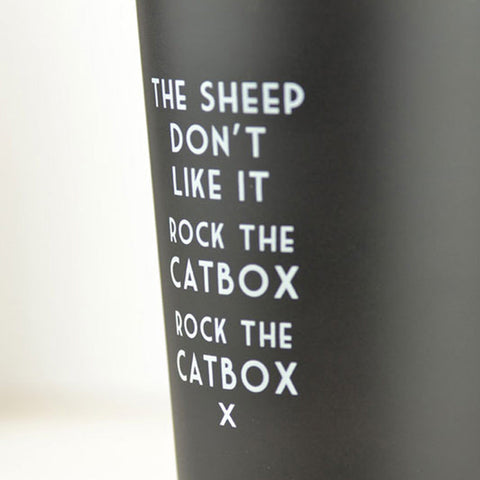 Mistaken Lyrics Tumbler, Rock The Catbox