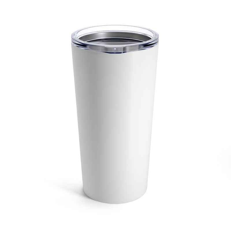 Coffee and Coworking Tumbler 20oz