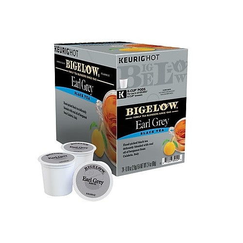 Bigelow earl grey tea k-cups