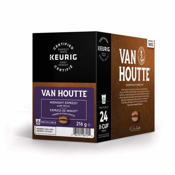 Van Houtte midnight express k-cups