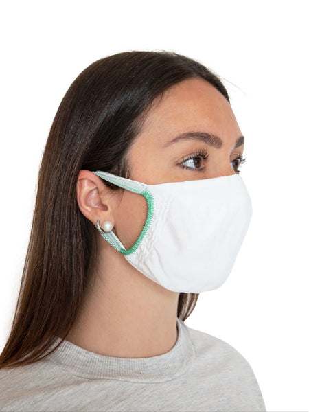Fabric Filtering Face Mask 2/package