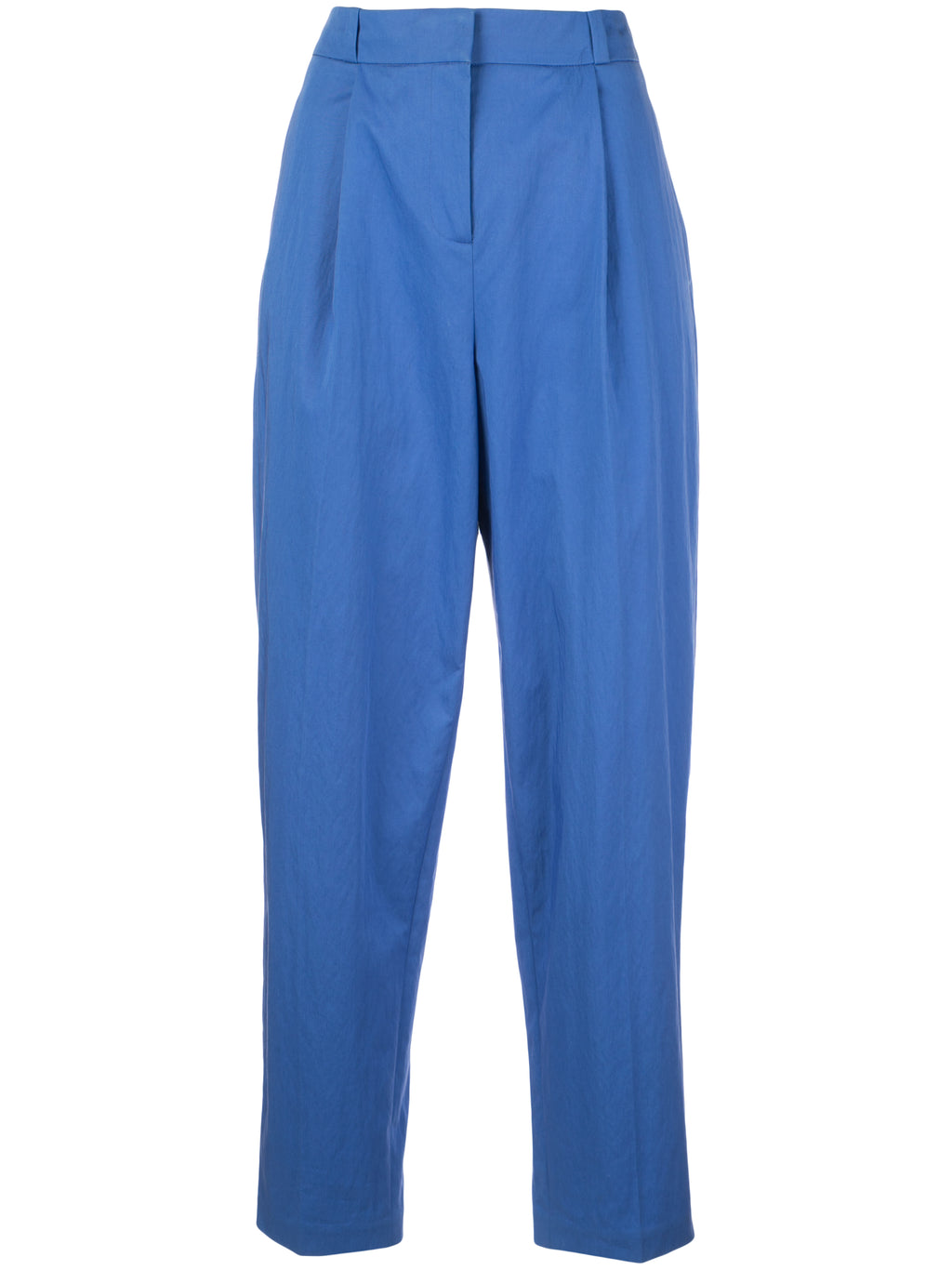 FRONT PLEAT TAPPERED PANT