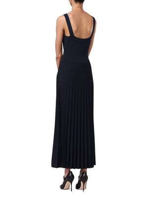 VISCOSE KNIT TANK DRESS