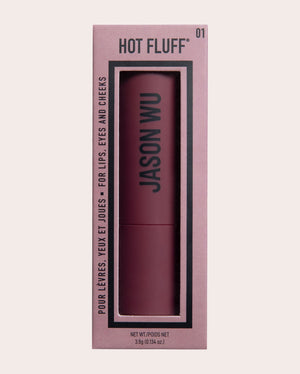 HOT FLUFF LIPSTICK 01 JELLY ROLL