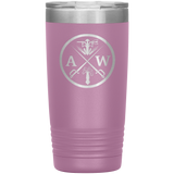 Travel Tumbler - (A&W Logo)