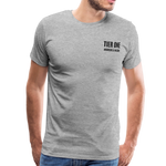 Men's Premium T-Shirt (Bonefrog) - heather gray