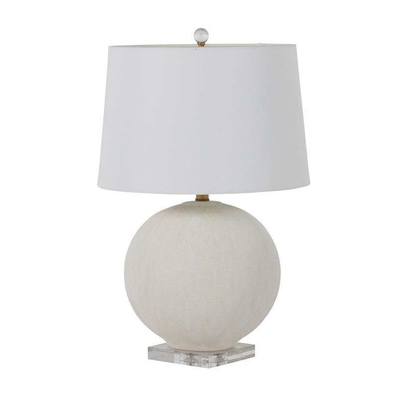 Wheeler Table Lamp