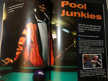 Load image into Gallery viewer, Proof Photojournalism Magazine with Pool Gambling Photo Essay from 2000