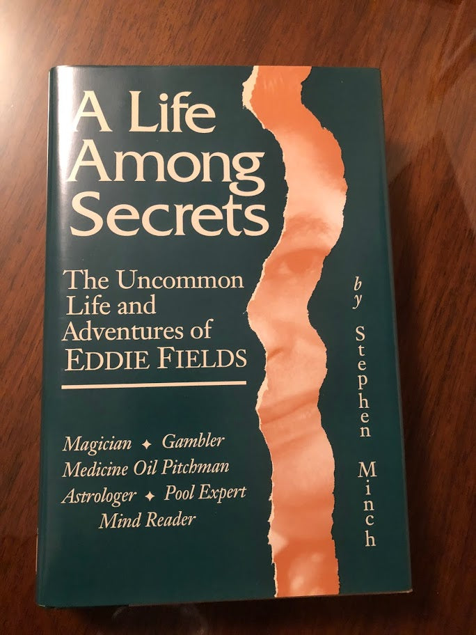 A Life Among Secrets- Signed 1st Edition