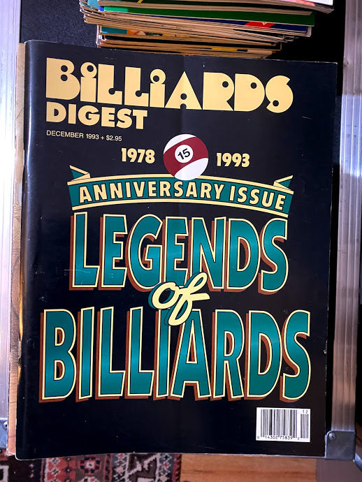 Billiards Digest December 1993