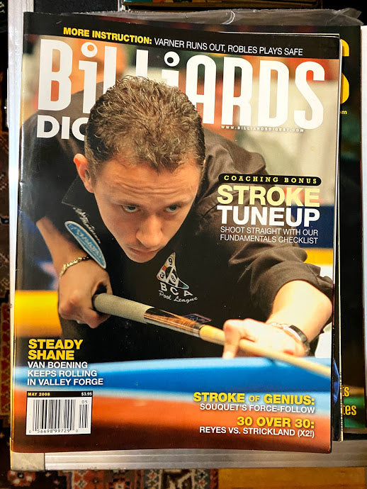 Billiards Digest May 2008