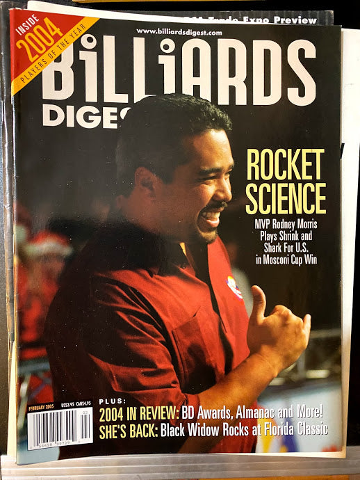 Billiards Digest February 2005