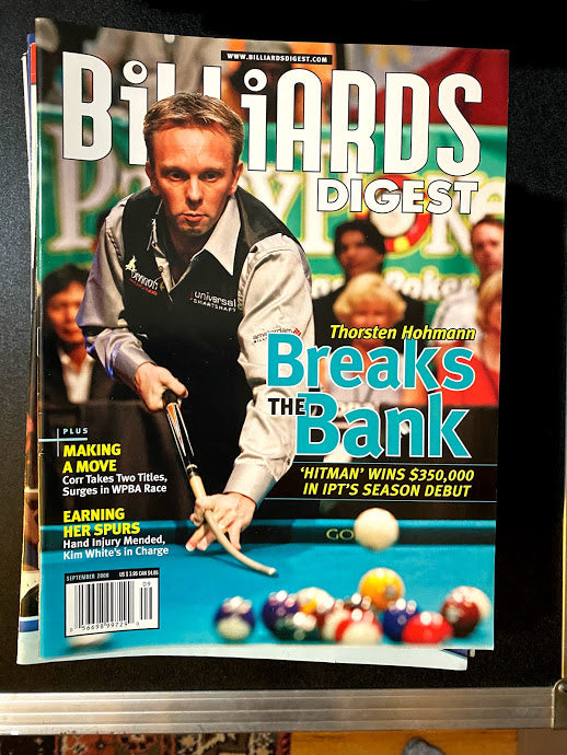 Billiards Digest September 2006