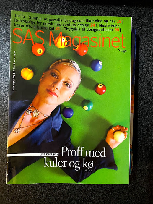 SAS Magasinet May 2003